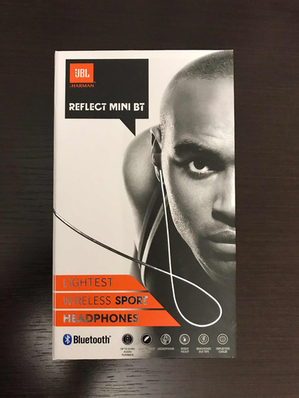 Fone De Ouvido Jbl Reflect Mini Bluetooth.