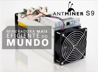 Nova Antminer S9i13.5th - Pronta Entrega - A Melhor Miner...