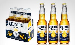 Cerveza Corona Porrón X 355ml Zona Norte Envíos
