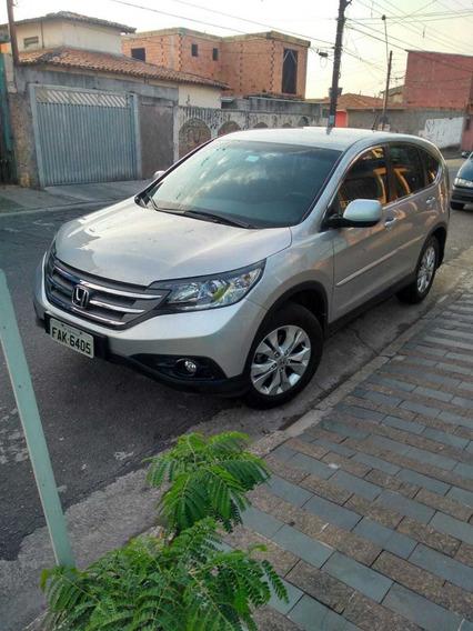 Honda Cr-v Lx Automatica 2.0 Ao/modelo 2012/2012