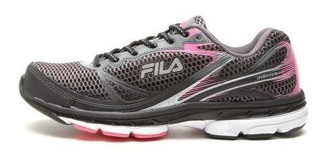 Tenis Feminino Fila Insanus 2.0 Footwear Grafite/pink 717706