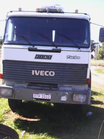 Camión Tractor Fiat Iveco