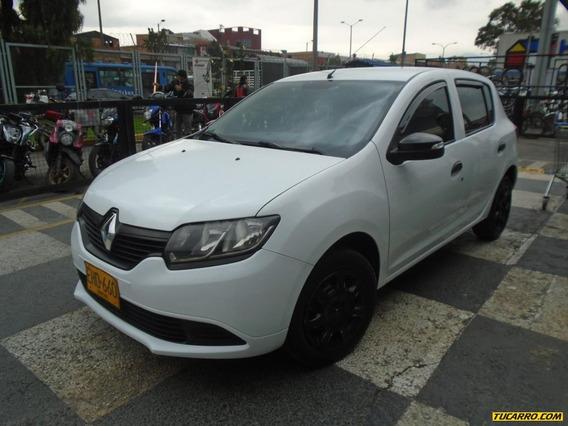 Renault Sandero Lift