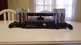 Xbox 360 4g+kinect+18 Juegos Originales. Xbox Original