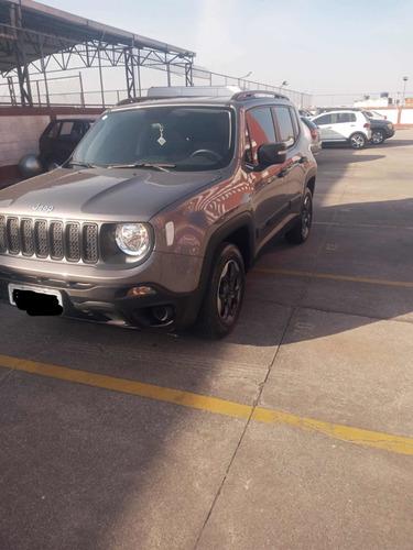 Jeep Renegade 2018 1.8 Custom Flex 5p