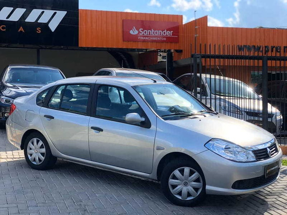 Renault Symbol Sedan Expression 1.6 16v 4p