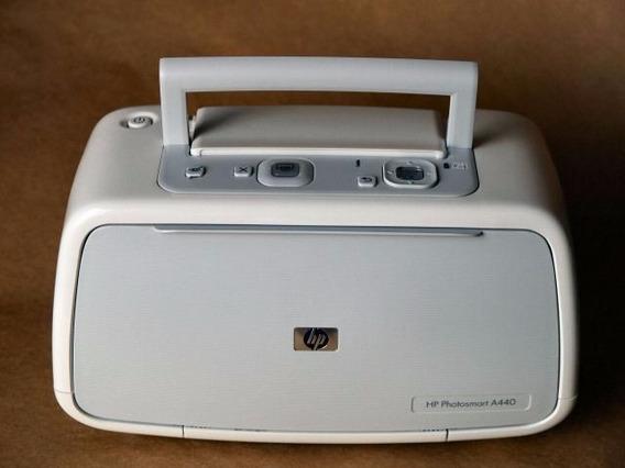 Inpressora De Fotos Hp A447