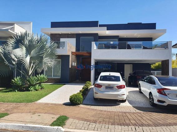 Casa À Venda, 375 M² Por R$ 2.250.000,00 - Royal Park Residence & Resort - Londrina/pr - Ca0215