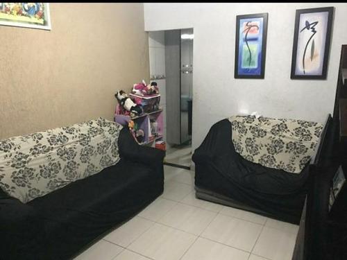 Imagem 1 de 7 de Casa Térrea Para Venda Em São Paulo, Conjunto Residencial Prestes Maia, 2 Dormitórios, 1 Banheiro, 5 Vagas - Ct370_1-1743876