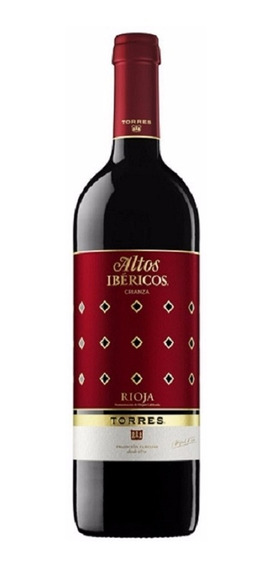 Vino Tinto Torres Altos Ibericos - 750 Ml