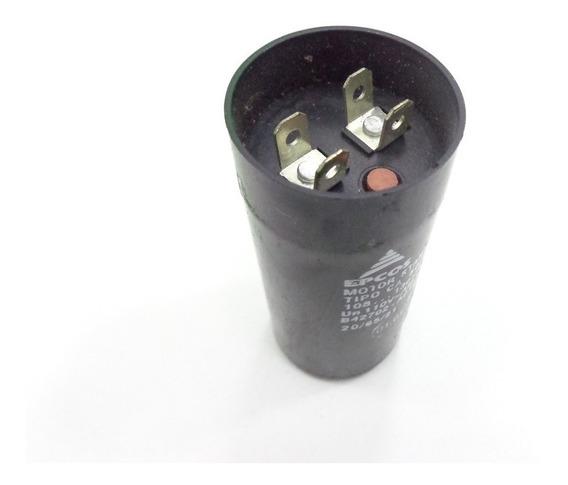 Capacitor Am 108-130 Uf 110v-127v/ Motores De Indução- 59544