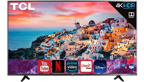 Pantalla Tcl 55s431 55 PuLG Class Led 4k (2160p) Smart Tv