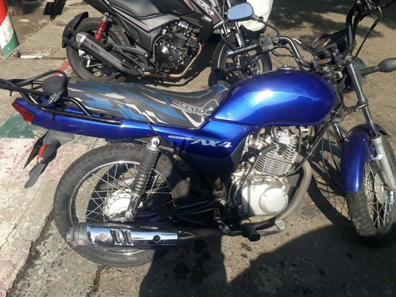 Moto Zuzuki 110 Ax4 En Buen Estado
