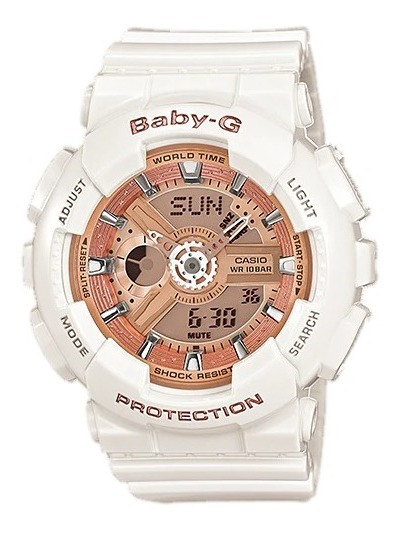 Reloj Casio Outlet Baby-g Life And Style Ba-110-7a1