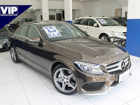 Mercedes Benz C 250 2.0 Sport Turbo 2015