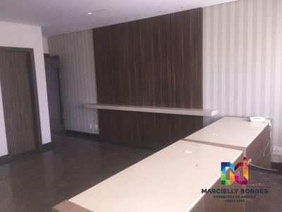 Comercial Sala No Edifício Cuiabá Work Center - 143963-v
