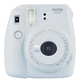 Câmera Instantânea Instax Fujifilm Mini 9 Branco Gelo