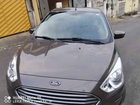 Ford Ka 1.5 Se Flex Aut. 4p 2019