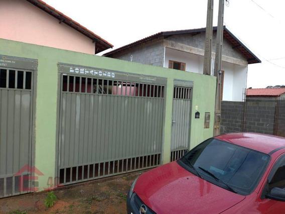 Casa Com 1 Dormitório À Venda, 136 M² Por R$ 180.000,00 - Vila Amaral - São Roque/sp - Ca1407