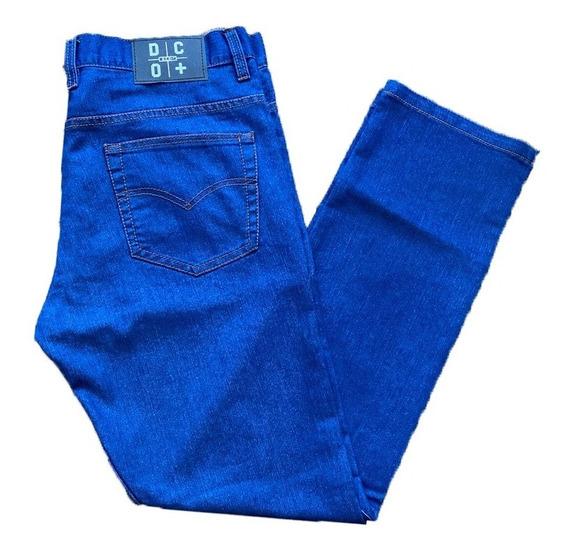 Pantalon De Jean Clasico Hombre