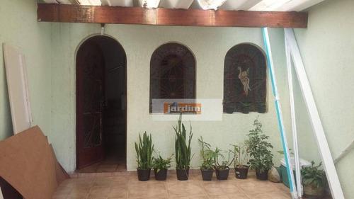 Imagem 1 de 1 de Sobrado Residencial Para Venda E Locação, Parque Santo Antônio, São Bernardo Do Campo. - So2312