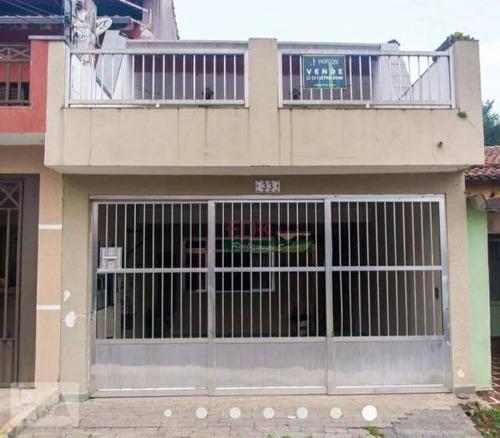 Imagem 1 de 8 de Sobrado Com 2 Dormitórios À Venda, 180 M² Por R$ 477.000 - Vila Assunção - Santo André/sp - So2016