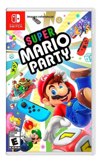 Super Mario Party / Nintendo Switch