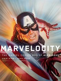 Livro - Marvelocity: The Marvel Comics Art Of Alex Ross Novo