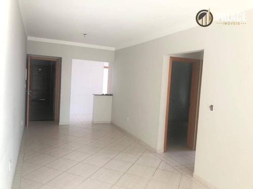 Apartamento Residencial À Venda, Aviação, Praia Grande - . - Ap1475