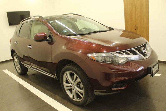 Nissan Murano 2013 5p Exclusive V6 3.5l Aut Awd