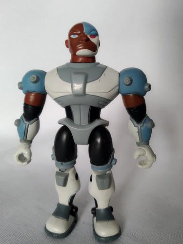 Cyborg Teen Titans Bandai