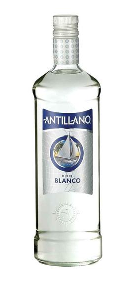Ron Antillano Blanco De 1 Lt.