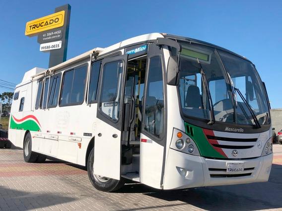 Micro-ônibus Mascarello Gran Midi 2007=agrale,comil,wb 2010