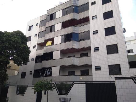 Apartamento Alto Padrão No Bairro Itapoã. 4 Quartos 2 Suites. 3 Vagas Paralelas. - 2124