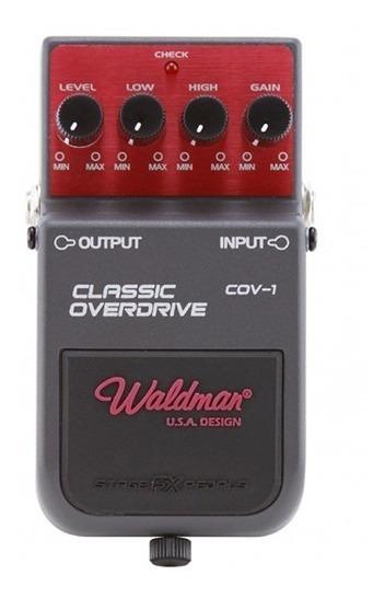 Pedal Para Guitarra Waldman Cov1 Classic Overdrive Oferta.
