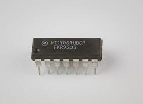 Ci Cd4069 Hef4069 Tc4069 Mc14069 (10 Peças)