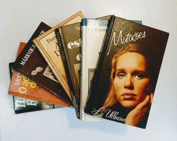 Coleção Círculo Do Livro - 7 Volumes