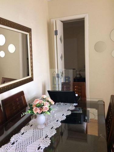 Apartamento Com 3 Dormitórios À Venda, 69 M² Por R$ 397.000,00 - Vila Isa - São Paulo/sp - Ap3795