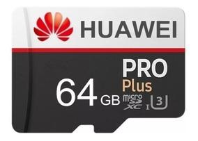 Micro Sd 64gb : Huawei Original Class 10 Pro Plus