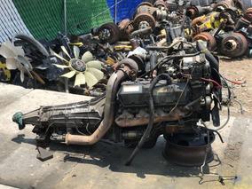 Motor Navistar Power Stroke 7.3 Diesel Caja Y Radiador