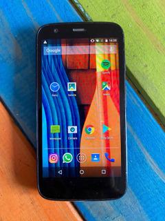 Motorola G 8g Con Caja Y Carcasa - Para Claro