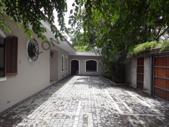 Casa Para Aluguel, 3 Dormitórios, Butantã - São Paulo - 15066
