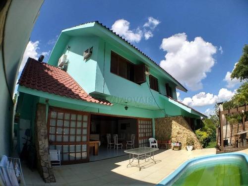 Casa  Residencial À Venda, São Rafael, Novo Hamburgo. - Ca1418