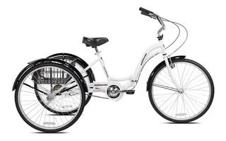 Tricicleta Plegable Kent Aluminio R26 Alameda Ultra Ligera