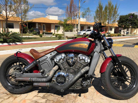 Indian Scout Customizada Az Motorcycle