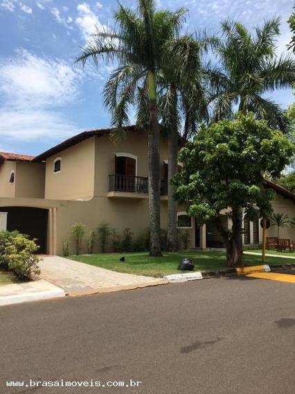 Casa Em Condomínio Para Venda Em Presidente Prudente, Jd João Paulo Ii, 6 Dormitórios, 6 Suítes, 9 Banheiros, 6 Vagas - 03019.001_1-1230455