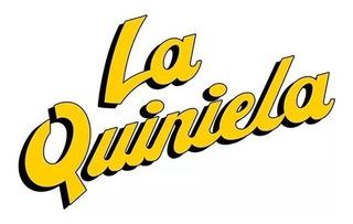 Salida Laboral - Método De La Quiniela