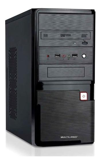 Desktop Linux 4gb Processador Intel Dual Core Integrado
