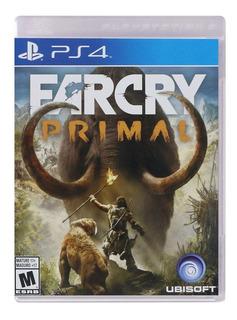 Far Cry Primal Español Ps4 Nuevo