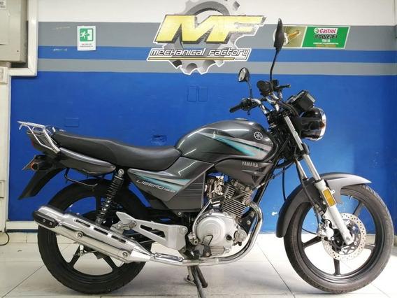 Yamaha Libero 125 Modelo 2019 Como Nueva